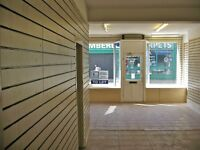 Double fronted Retail/Shop to let in prime location on Main Street, Kimberley