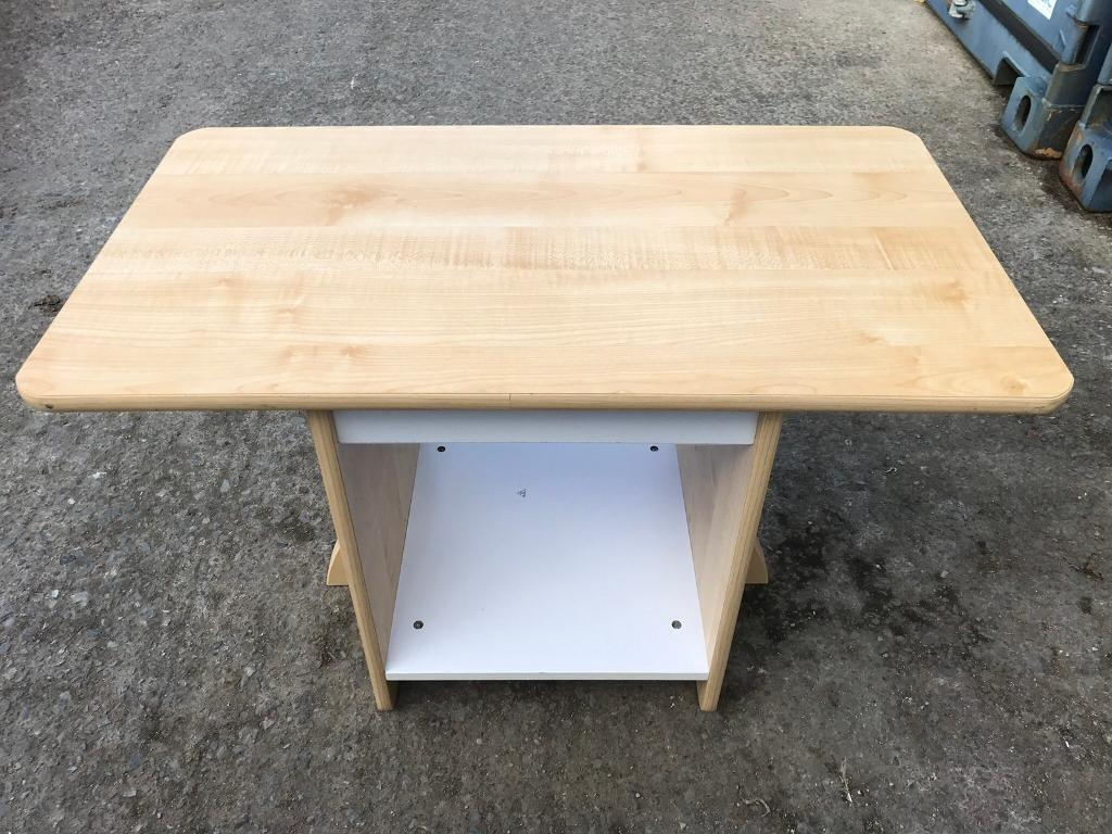 CLEARANCE 2 tier table FREE DELIVERY PLYMOUTH AREA