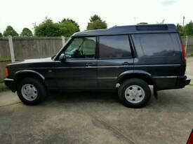 2001 Land Rover Discovery Td5 Van (No Vat)