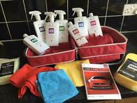 Auto Glym Car Cleaning Set In Carry Case