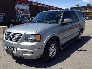 2006 Ford Expedition Limited/AWD/8 Places/cuir.