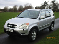 FABULOUS VALUE AUTOMATIC HONDA CR-V