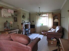 Large 3 bed cheshire council exchange two bed cottage by sea,all areas ,won't find nicer