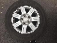 Alloy wheel 15