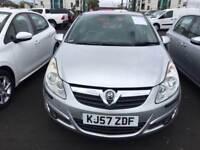 Automatic Vauxhall Corsa 1.4 i 16v DESIGN AC 3dr,Full service history/Hpi Clear 07459871313