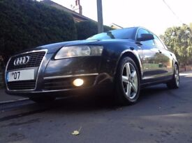 For sale or swap Audi A6 C6 Avant. 2007r 2.0 Tdi . Sat navi, sports. For sale or swap for smaller