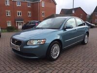 VOLVO S 40 AUTOMATIC DIESEL CALL ME 07424254746