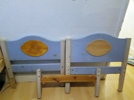 The Winnie The Pooh Toddler Bed
