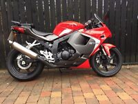 Just in 2016 hyosung gt125r -800 miles £2299 - yzf125r 2011 £1999