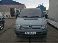 Mercedes Benz Vito Left hand drive double cabin