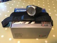 Polar AXN500 Sports watch - heart rate, barometer, Altitude meter