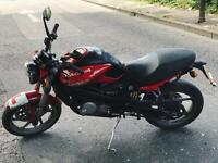 Cagiva raptor evolution 125 cc