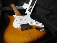 FENDER 2002 ST- 54 95 STRATOCASTER-RARE TOP END MODEL-MINT CONDITION