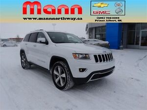 2016 Jeep Grand Cherokee Limited - Sunroof, Leather, Remote star
