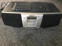 Sony CD Tape Recorder