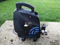sgs 6l oil free air compressor