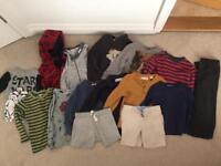 Bundle of boys clothes - age 3 ish (Zara,gap,next)