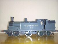 00 Gauge, Spares or repair, Job lot..White Metal Loco, Track , wagons, Turntable parts, Cargo ship., used for sale  Wincanton, Somerset