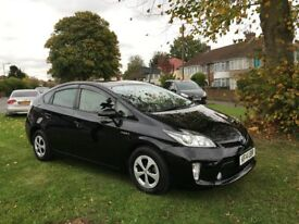 2014 Toyota Prius MOT 2018 SAT NAV Bluetooth Aux Usb in 30K Milg Key less Entry P/X Welcome