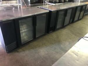 True beer fridges ( 5ft -7ft ) glass doors also avaiable from $1450 ! Up  on 50% off !