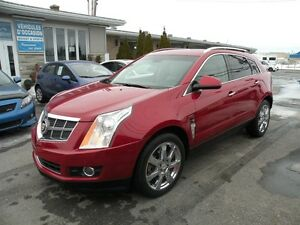 2010 Cadillac SRX Luxury and Performance Collection
