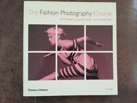 Photography Fashion Lighting Book Package; book bundle; course books; digital analog learn light