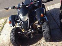 250cc Road Legal Quad for sale!