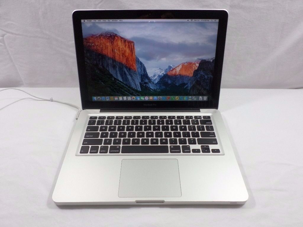 Macbook Pro 13 inch apple mac laptop 8gb ram memory fully workingin Eltham, LondonGumtree - Macbook Pro 13 inch apple mac laptop 8gb ram memory fully working Intel Core 2 duo processor 2.26ghz x2 13 inch widescreen 250gb hard drive (or 180gb SSD for an extra 40pounds if needed) 8gb ram memory Nvidia Geforce 9400 video card dvd rw drive...