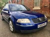 VW Passat 2.5 V6 TDI Tiptronic, Diesel, Automatic, Runs great, Long MOT