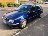 2001 Volkswagen Golf 1.6 Petrol