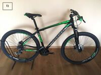 "New Italian MTB Mountain Bikes 29 ""and 27.5"""