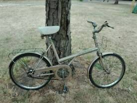 Raleigh Shopper bicycle fully serviced