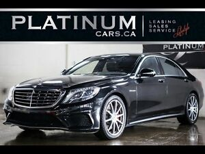2014 Mercedes-Benz S-Class S63 AMG 4MATIC, LONG