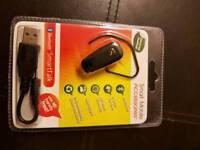 Bluetooth phone headset