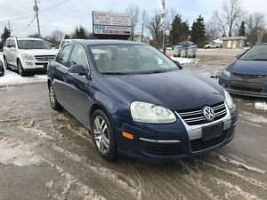 2006 Volkswagen Jetta 2.5L - LEATHER - SUNROOF