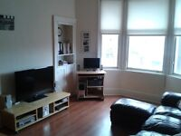 Double room in flatshare, Glasgow Southside, £400pm including bills
