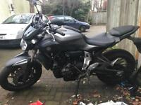 Yamaha MT07 abs 2016 (A2 restricted)