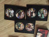 Smallville dvd collection