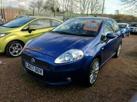 FIAT GRANDE PUNTO 1.9JTDm - Very Low Miles - FSH - Leather