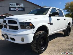 2015 Ram 1500 ECO DIESEL 6 inch BDS LIFT!!