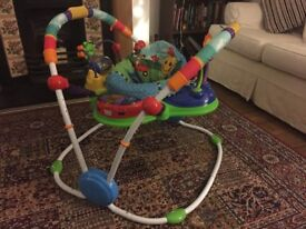 For sale: Baby Einstein Friends Activity Jumper - as new, only briefly used. £40 ONO