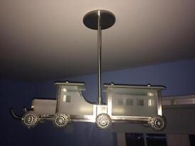 Train ceiling light