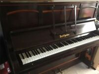 Boyd-London Upright Piano