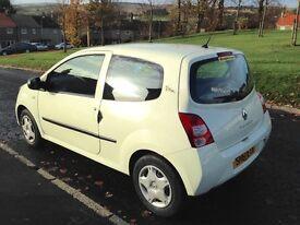 Renault twingo (61) 36000 miles