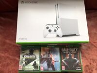 Excellent condition Xbox One S 2TB