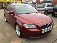 2008 Volvo S40 1.8 1 owner from new