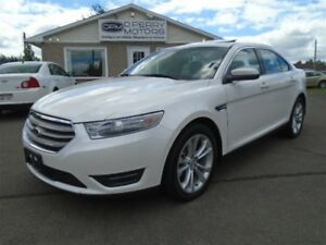 2013 Ford Taurus SEL | Leather | Nav | Sunroof