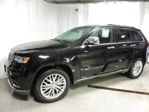 2017 JEEP GRAND CHEROKEE SUMMIT TOIT PANO,V8,NAVIGATION,FULL