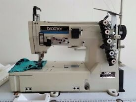 Brother FD4-B272 Industrial Coverstitch Sewing Machine