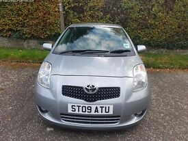 2009 Toyota Yaris 3dr for Sale :PRICE REDUCED